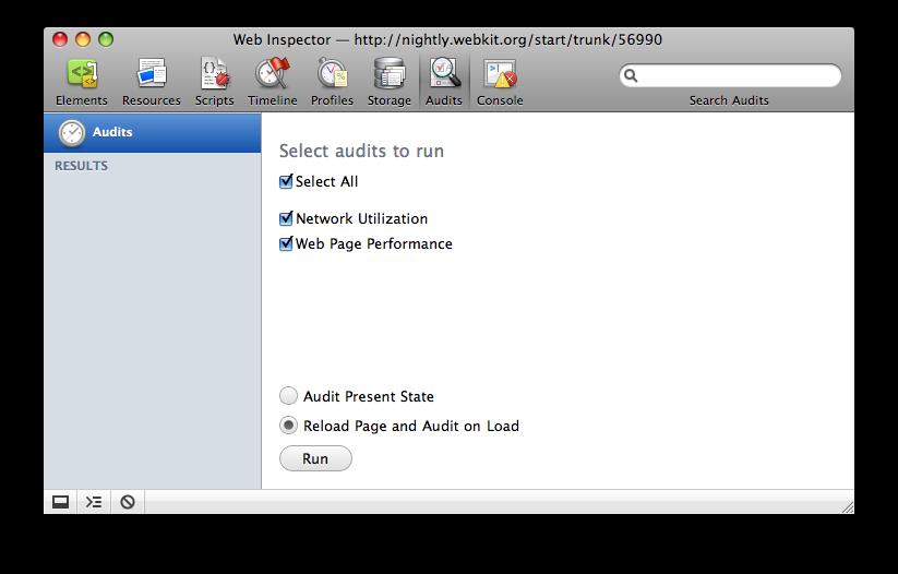 WebKitSite/blog-files/inspector/audits_panel.png